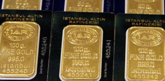 Çeyrek altın ne kadar? İşte 20.12.2016 tarihli güncel altın fiyatları!