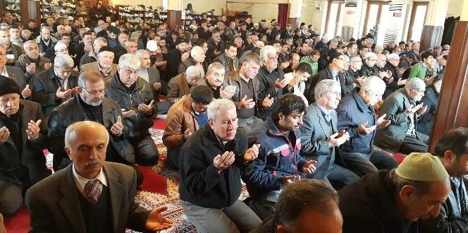 MHP Adana'dan şehitler için mevlit