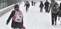 Yurtta kar yağışı etkili: İşte okulların tatil olduğu iller