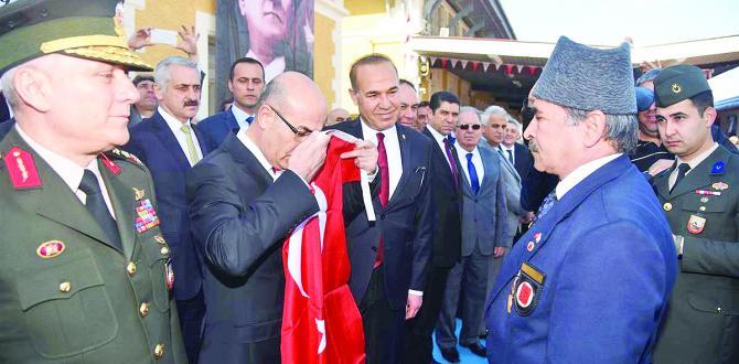 ATATÜRK Adana'da idi…