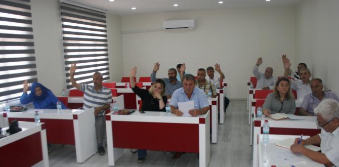 MECLİS DALGALANMAYA BAŞLADI