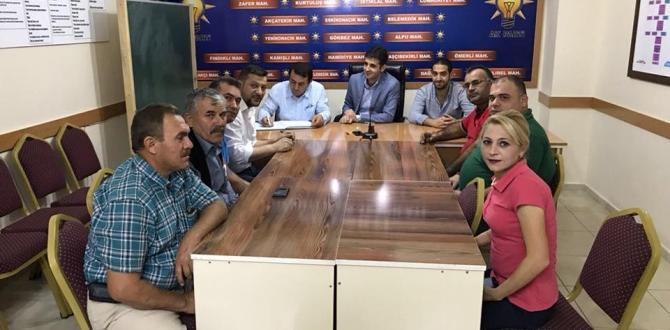 Ak Parti Pozantı İlçe Kongresi 14 EKİM' de yapılacak.