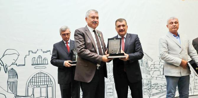 -Başkan Karalar'ın Tarihe Verdiği Önem Ödül Getirdi