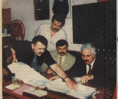 "İYİ PARTİ'DEN ADANA'YA ""İYİ"" TERCİH METANET ÇULHAOĞLU"