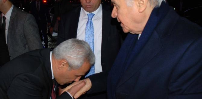 """""""MHP İKTİDARININ GELECEĞİ ŞEKİLLENDİRİLDİ"""""""