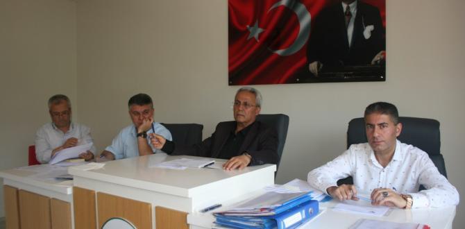 Belediye Meclis Toplantısı Yapıldı.