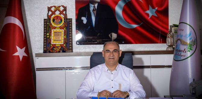 """Başkan Çay: """" 30 AĞUSTOS MİLLİ BİR RUHTUR"""""""