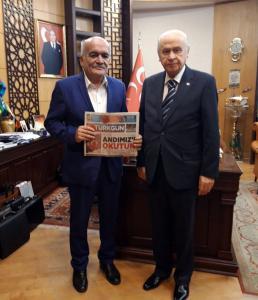 Gazeteci İspaha, MHP'den Çukurova Belediye Meclis üyeliğine talip oldu