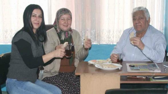 "KAPUZ'DAN ""SIKMALI"" TEŞEKKÜR"