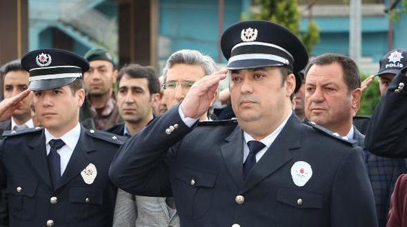 POLİSİMİZİN ONUR GÜNÜNÜ ANIYORUZ .