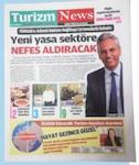 TURİZM News Yayın Hayatına Başladı.
