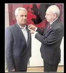 """""""BAYSAL'IN KATILIMI CHP'Yİ KARIŞTIRDI"""""""