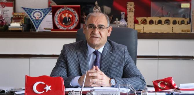 Başkan Çay'dan asılsız iddialara sert tepki