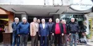 Yerel Medya Güç Birliği Platformu, ÇGC Başkan Adayı Tamer Ünal'ı konuk etti.