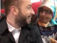 Başkan Aydar'ı dolmuşta görenler şaşkınlığını gizleyemedi