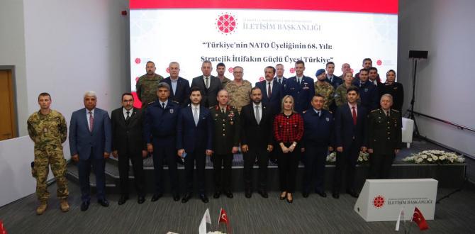 ADANA'DA NATO PANELİ