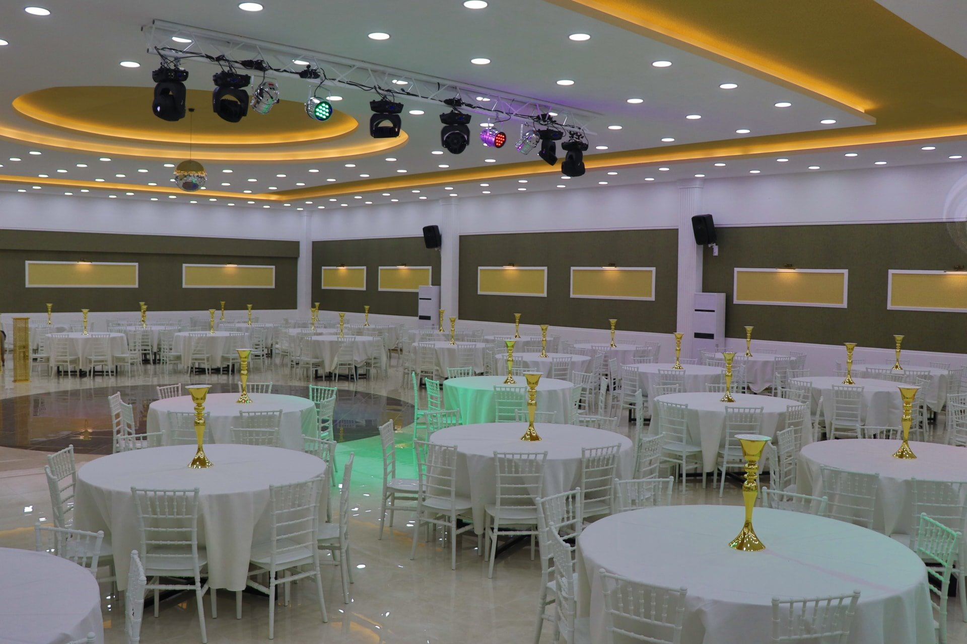"""Kültür Merkezi """"HARİKA"""" Düğünler """"ŞAHANE"""""""