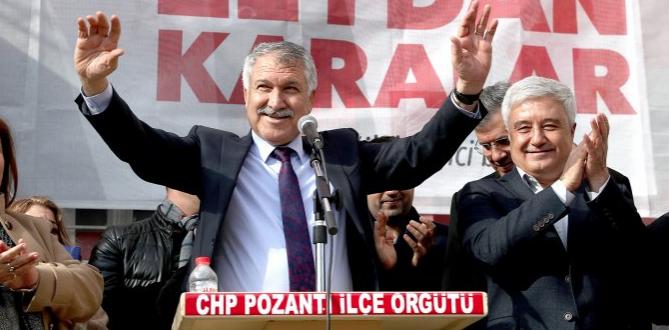 """POZANTI'NIN DERDİNE DERMAN: """"BÜYÜKŞEHİR"""""""