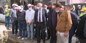 ASKİ Adana'nın asırlık sorunlarını çözüyor