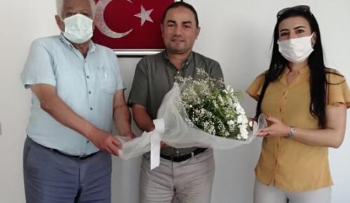 """""""ORANLI YEREL BASINA DESTEK ŞART"""""""