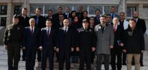 Vali Demirtaş'tan Pozantı Kaymakamlığına Ziyaret