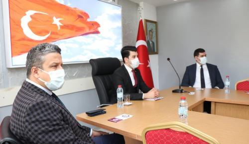 KAYMAKAM AKDUMAN'DAN KADINA ŞİDDET TOPLANTISI