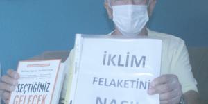 """Eğitimci Önal'dan: """"İKLİM FELAKETİNİ ÖNLEME"""" PROJESİ"""