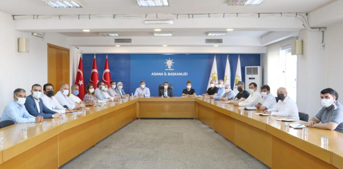 AK Parti'den yeni üyelik seferberliği