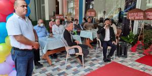 EBRULİ CAFE – EV YEMEKLERİ HİZMETE GİRDİ